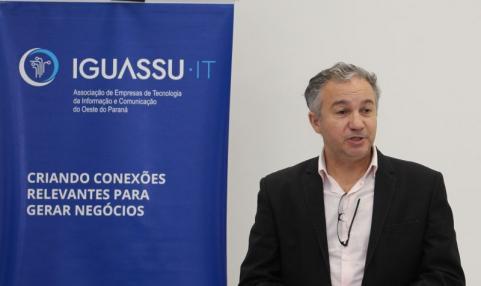 Iguassu-IT alinha ações com o Sebrae para suporte teórico e prático ao empresariado de TI no Oeste