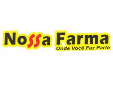 Logo Rede Nossa Farma (Toledo)